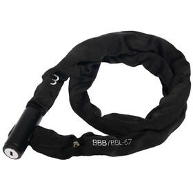 BBB QuickChain BBL-67 Cykellås sort